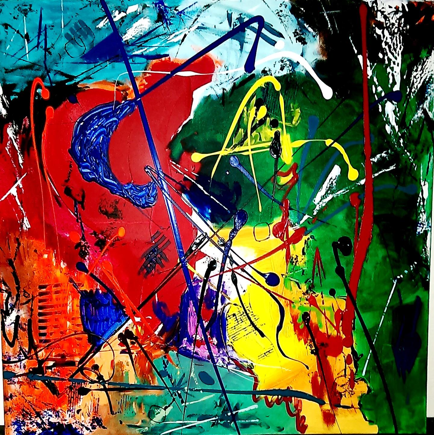 Abstrakt Kunst Til Salg home